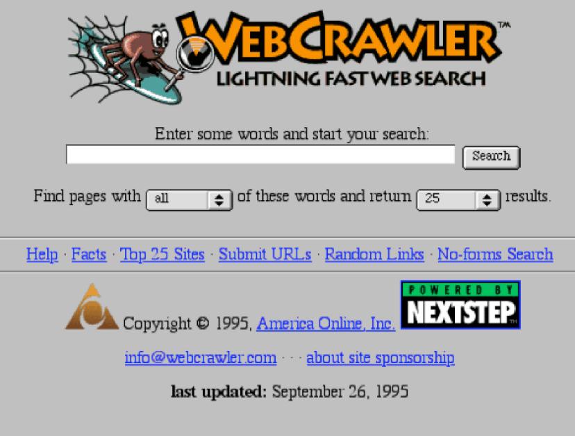 Resultado de imagen para WebCrawler